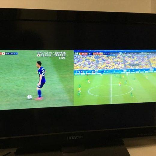 2018ワールドカップロシア